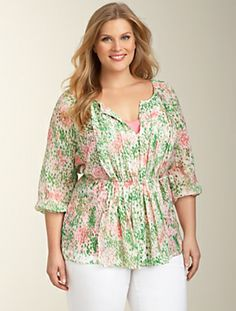 Apple shape small floral print, perfect