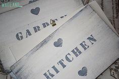 Cartelli/targhe in legno per la casa: camera, bagno, giardino, cucina, arredo interni. Buy it here for 23,00 $: https://www.etsy.com/it/listing/256741235/cartellitarghe-in-legno-per-la-casa?ref=shop_home_active_1 #etsy #handmade #sign #shabbychic #industrialchic #present #gift #wedding #home #decor #design