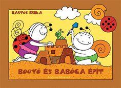 Marci fejlesztő és kreatív oldala: Bogyó és Babóca épít Verses, Snoopy, Comics, Fictional Characters, Products, Poems, Comic Book, Fantasy Characters, Comic Books