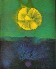 Max Ernst, Wenn die vernunft schläft, singen die sirenen, 1960