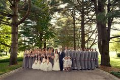 A NJ Wedding in the beautiful Ashford Estate ballroom of Allentown • New Jersey Bride Real Weddings