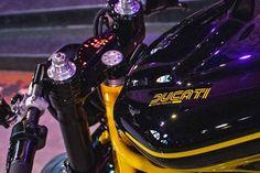 Ducati Cafe Racer, Cafe Racer Bikes, Cafe Racers, Ducati 900ss, Ducati Motorcycles, Tank Design, Supersport, Car Shop, Golf Bags