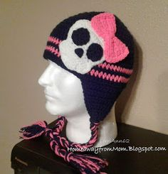 Home Away From Mom 2: Monster High Inspired Hat
