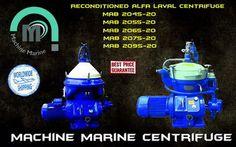Alfa Laval MAB 204S, MAB 205S, MAB 206S, MAB 207S, MAB 209S, Mineral Oil Purifier Separator Centrifuge India www.machinemarinecentrifuge.com
