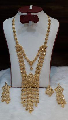 Bridal Jewellery Inspiration, Gold Jewellery Design, Bridal Jewelry, Gold Jewelry, Gold Fashion, Fashion Jewelry, Women's Fashion, Gold Choker, Gold Necklace