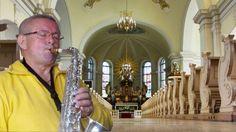 AVE MARIA - Kościół Świętej Rodziny w Pile - Roman Szczepaniak sax