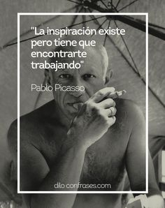 Pablo Picasso frases