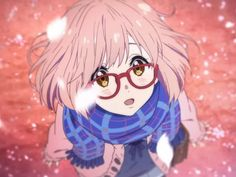 """Crunchyroll - VIDEO: Trailer for """"Beyond the Boundary"""" Two-Part Films Featuring Theme Song by Minori Chihara All Anime, Me Me Me Anime, Anime Art, Anime Komedi, Mirai Kuriyama, Beyond The Boundary, Kyoto Animation, Background Images Wallpapers, Anime Girl Cute"""