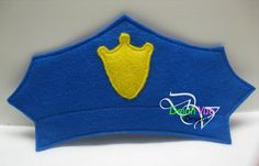 Pretend Policeman Hat