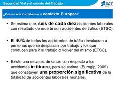 """Jornades de Prevenció d'Accidents """"in itinere"""""""