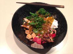 Rice & Tofu Bowl