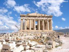 Este monumento esta hecho por la civilizacion grega la cual estaba ubicada en la zona oriental al mar Mediterraneo