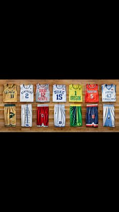 b0f9ad8185a0 Eight NCAA Basketball Teams Ready for Rivalries with New Nike Uniforms