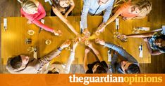 Our social lives have become echo chambers. Time to get uncomfortable   Brigid Delaney — the guardian      Issues in 2017 seemed just too hot and the stakes too high for robust debates at dinner parties. Should we start breaking bread with our political enemies? https://apple.news/AkdRteBOCOIWktjcxFPeCgQ