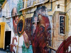 Street art, New Orleans.  I took this while on a business trip a few years back.  Can't wait to go again this summer.