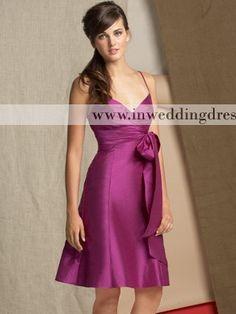 bridesmaid dresses,short bridesmaid dress,taffeta bridesmaid dress