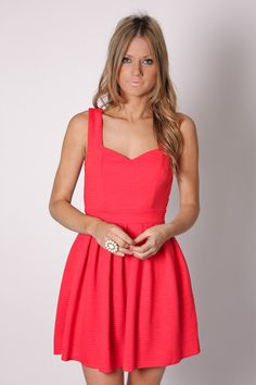 Birman cocktail dress- coral Super cute!
