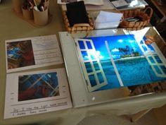 Reggio Emilia classroom ideas