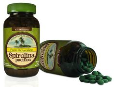 "Spirulina a Nutritional Powerhouse: Declared by the United Nations as the ""Best Food for the Future""‏"