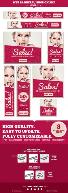 Web Banners Shop Online Template PSD | Buy and Download: http://graphicriver.net/item/-web-banners-shop-online-style-5/9380494?WT.oss_phrase=shop+display&WT.oss_rank=19&WT.z_author=ConectoStudio&WT.ac=search_thumb&ref=ksioks