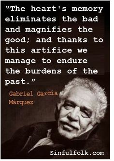 Rest in Peace Gabriel Garcia Marquez Out of Print Clothing