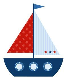 Sailboat Clipart 3 In Water Clip Art