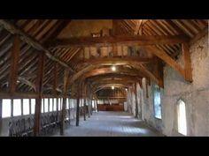 Abingdon Long Gallery venue, 10min walkthrough video