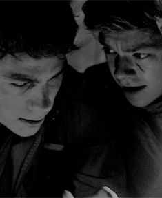 Newt and Thomas gif