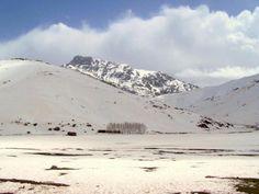 Skiing in Morocco - Oukaïmeden Ski Resort