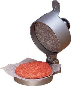Single hamburger press, Cabelas