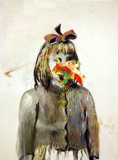 "Saatchi Art Artist Hanna Ilczyszyn; Painting, ""Star"" #art"