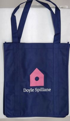 This handy branded shopping bag will be filled with goodies for a new tenant to move into a new lease.