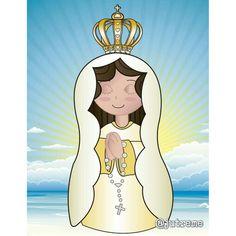Buenos dias amigos, feliz lunes e inicio de semana, que la Virgen del Valle nos cubra con su manto!