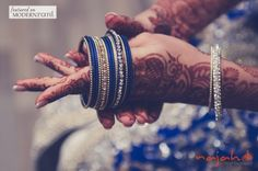 Real Wedding: D + A (Part Two) by Najah Photography - ModernRani - South Asian Wedding Blog & Directory