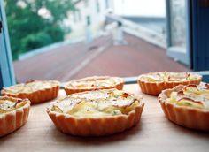Veganmisjonen: Minipaier med potetflak og vårløk (og jakten på de...