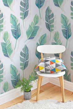 Diving straight into the 2016 interiors trend, we've launched our Tropical Wallpaper Collection. Designed in-house by our team of expert designers, these original prints capture all the essence of the summer vibes with a twist of South American flair. Playful, textured and bursting with character, these wallpaper designs will bring your rooms to life and... Read more »