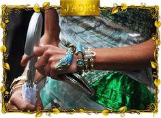 ms. anna della russo: bracelet. so amazing.