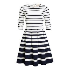 Buy Pleated Jersey Dress for at Lindex Office Attire Women, Feminine Dress, Frocks, Preppy, Style Me, Dress Up, White Dress, Dresses For Work, Plus Size