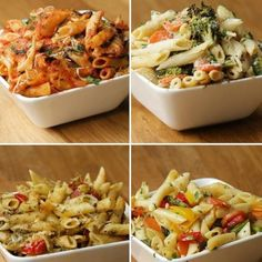 Healthy Meals Easy One-Tray Pasta Bake Meal Prep Top Recipes, Easy Dinner Recipes, Healthy Dinner Recipes, Pasta Recipes, Salad Recipes, Vegetarian Recipes, Chicken Recipes, Easy Meals, Cheap Recipes