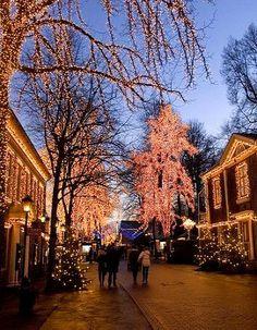 Gothenburg during Christmas, Sweden
