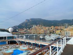 The Azamara Quest in Monaco.