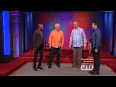2014 6/16 Misha Collins-Whose Line is it Anyway- Pinning this so I can watch it later