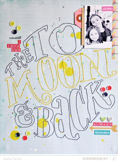 to the moon and back | Flickr - Photo Sharing!