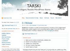 My 7 Favorite Wordpress Themes - http://www.cssreflex.dreamhosters.com/2008/12/my-7-favorite-wordpress-themes.html/