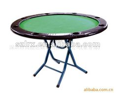 Round Foldable Poker Table,folding Gambling Tables,folding Multi Round Poker…