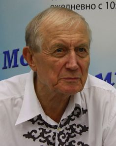 Yevgeny Yevtushenko - poet. (Image from Wikimedia commons.)