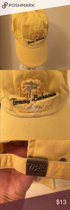 Tommy Bahama Golf Cap Womens Adjustible Hat Tommy Bahama Accessories Hats