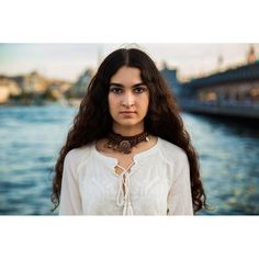 Romanian photographer Mihaela Noroc has been traveling the globe in search of female subjects for her photography seriesThe Atlas of Beauty. Young Kurdish woman in Istanbul, Turkey