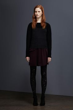 Pringle of Scotland | Pre-Fall 2015 Collection | Style.com