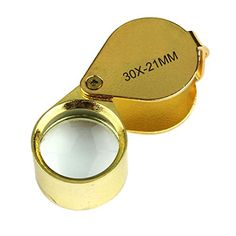 Best LY Neu Handlupe Schmuck reparieren Lupe Vergr erungsglas f r Juweliere fach